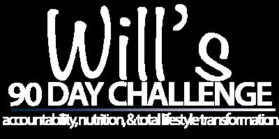 wills 90 day challenge